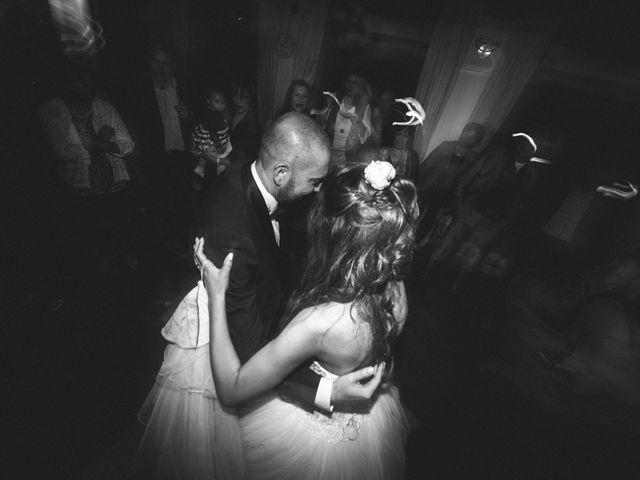 Il matrimonio di Daniele e Marianna a San Miniato, Pisa 55