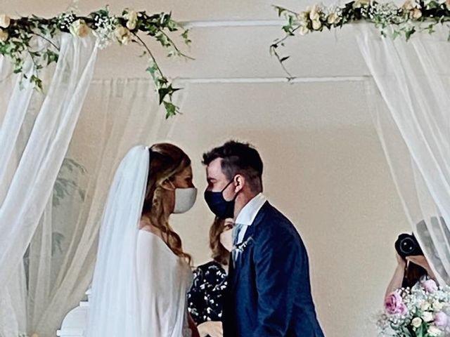 Il matrimonio di Tomas e Valentina  a Gropello Cairoli, Pavia 1