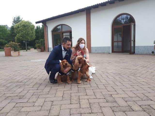 Il matrimonio di Tomas e Valentina  a Gropello Cairoli, Pavia 5