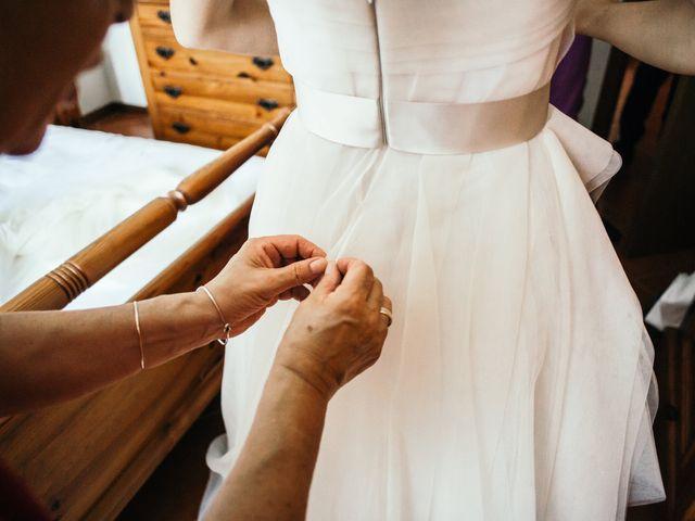 Il matrimonio di Loris e Daniela a Salò, Brescia 2