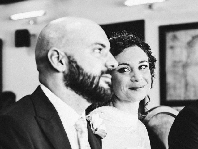 Il matrimonio di Loris e Daniela a Salò, Brescia 17