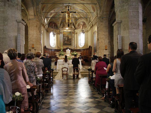 Il matrimonio di Alessio e Chiara a Gavi, Alessandria 39