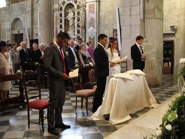 Il matrimonio di Alessio e Chiara a Gavi, Alessandria 41