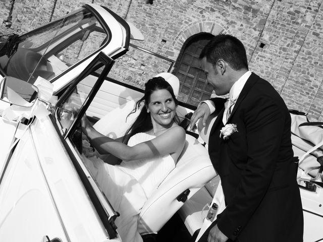 Il matrimonio di Alessio e Chiara a Gavi, Alessandria 53