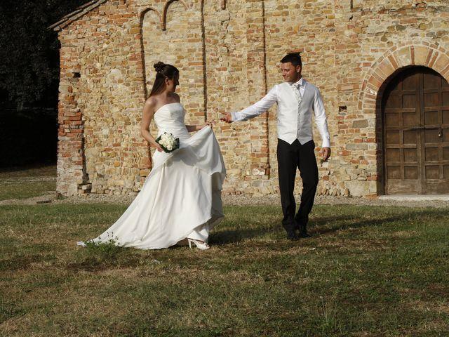 Il matrimonio di Alessio e Chiara a Gavi, Alessandria 65