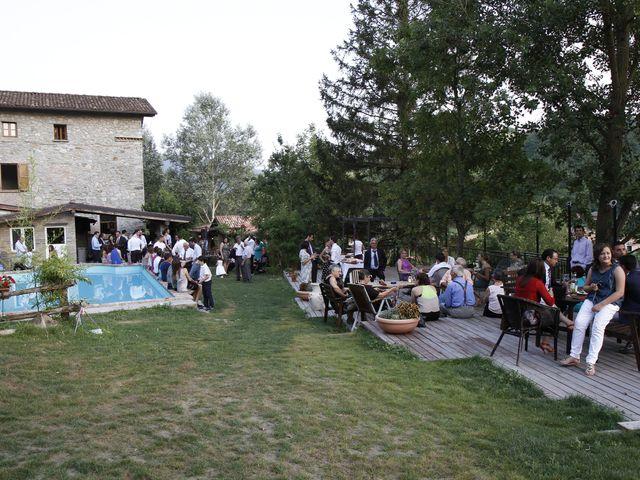 Il matrimonio di Alessio e Chiara a Gavi, Alessandria 71