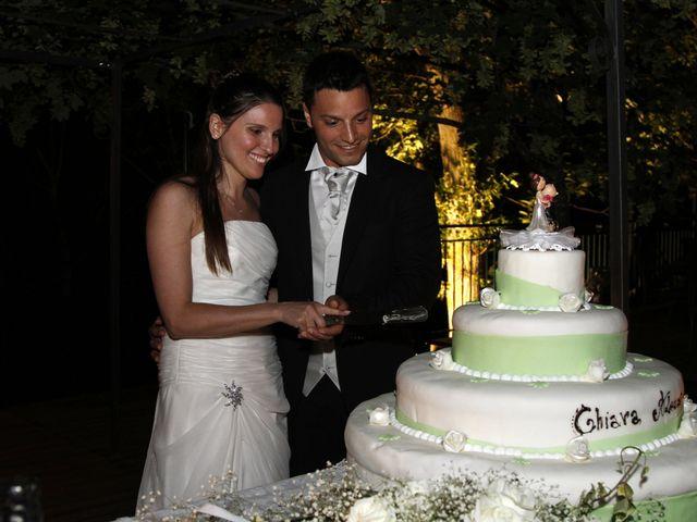 Il matrimonio di Alessio e Chiara a Gavi, Alessandria 88