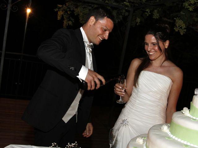 Il matrimonio di Alessio e Chiara a Gavi, Alessandria 90