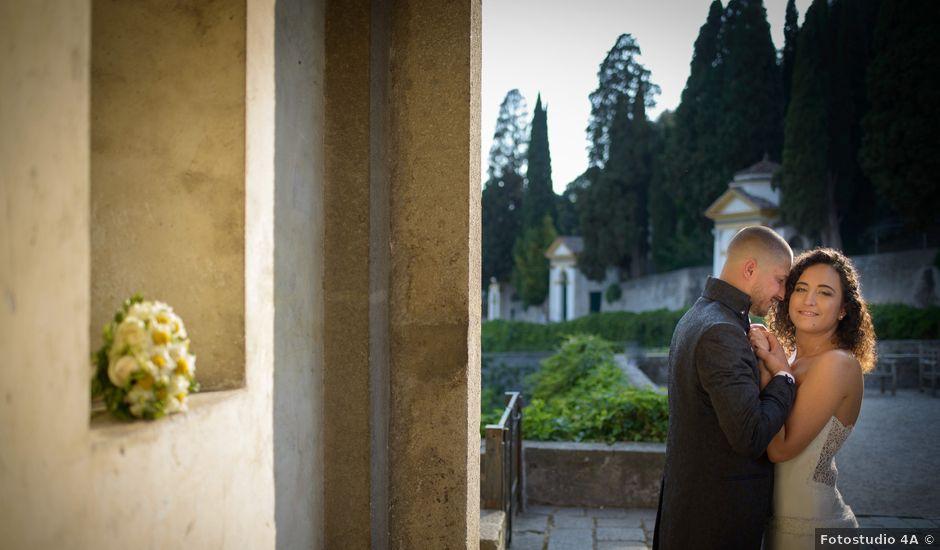 Il matrimonio di Matteo e Irene a Este, Padova