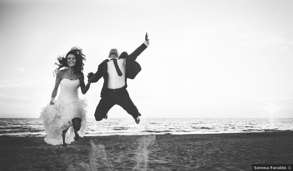 Il matrimonio di Dario e Lisa a Napoli, Napoli