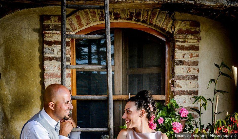 Il matrimonio di Salvatore e Stefania a Aramengo, Asti