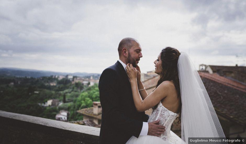 Il matrimonio di Daniele e Marianna a San Miniato, Pisa