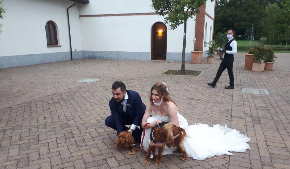 Il matrimonio di Tomas e Valentina  a Gropello Cairoli, Pavia