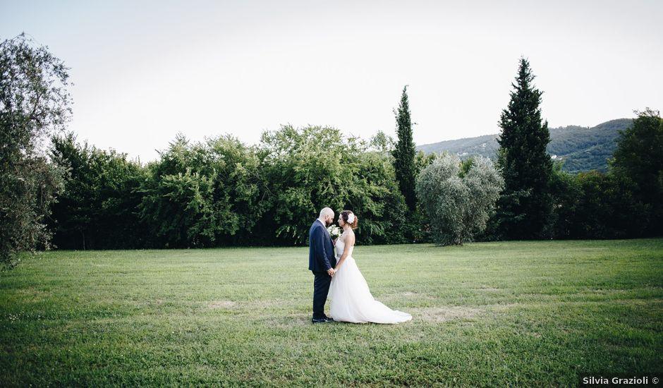 Il matrimonio di Loris e Daniela a Salò, Brescia
