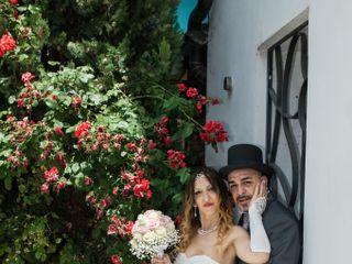le nozze di Monica e Girolamo 2