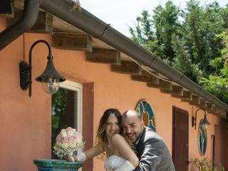 le nozze di Monica e Girolamo 1
