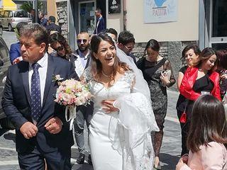 Le nozze di Anita  e Giuseppe  1