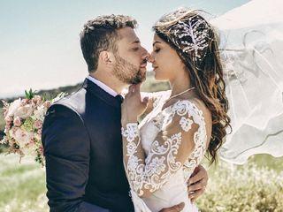 Le nozze di Anita  e Giuseppe