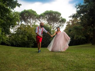 Le nozze di Katia e Gigi
