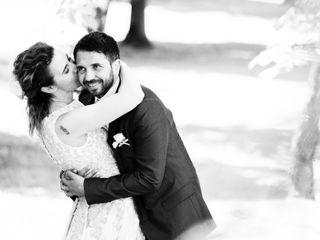 Le nozze di Veronica e Luigi