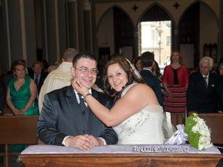 Le nozze di Stefania e Vittorio 1