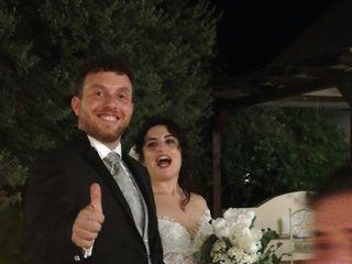 Le nozze di Salvatore  e Mariagrazia 1