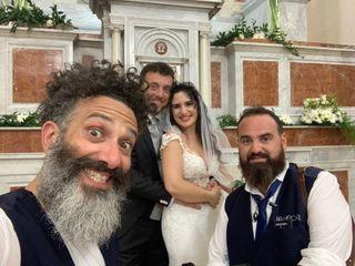 Le nozze di Salvatore  e Mariagrazia