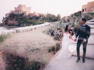 Le nozze di Ambra e Domenico 1