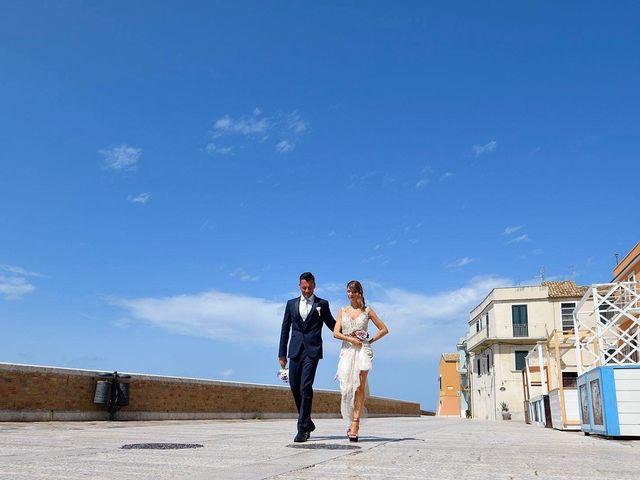 Il matrimonio di Denise e Pasquale a Termoli, Campobasso 1