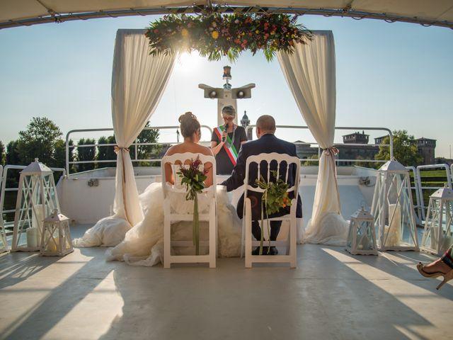 Il matrimonio di Marco e Eleonora a Mantova, Mantova 16