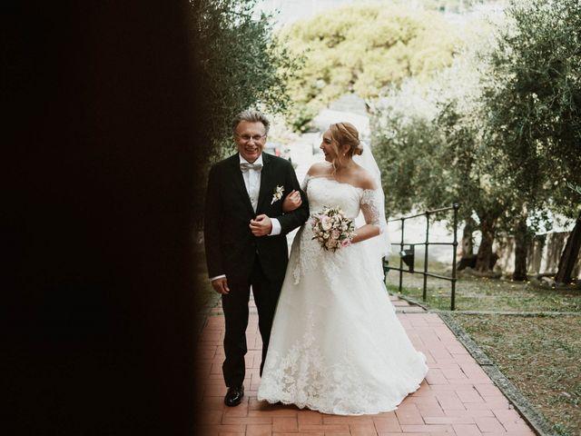 Il matrimonio di Andrea e Federica a Portovenere, La Spezia 21