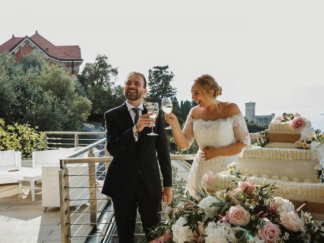Il matrimonio di Andrea e Federica a Portovenere, La Spezia 46