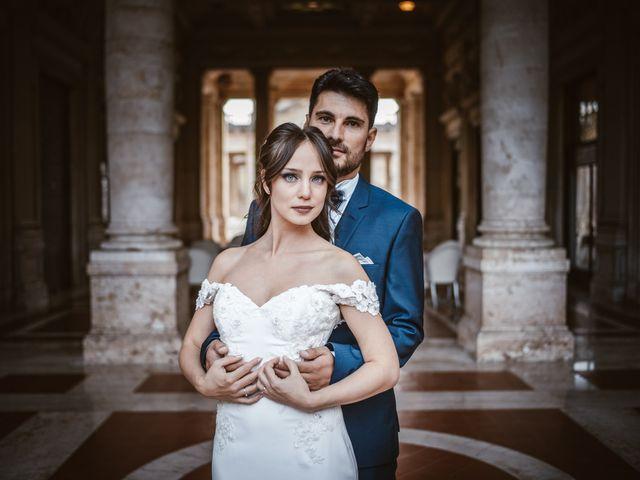 Le nozze di Oxana e Lorenzo