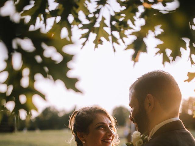 Il matrimonio di John e Francesca a Bologna, Bologna 1