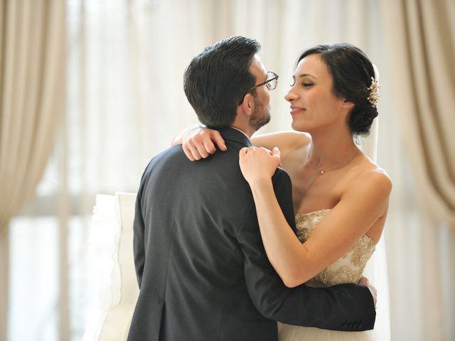 le nozze di Giuseppe e Mariana