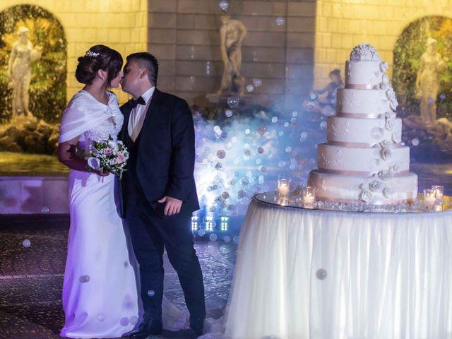 Le nozze di Fiorenza e Antonio