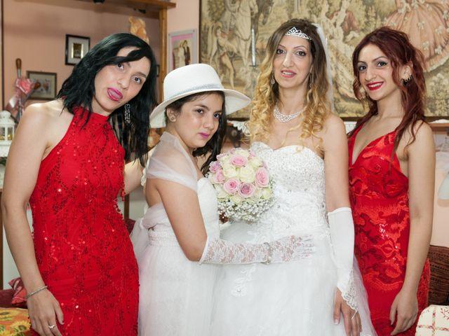 Il matrimonio di Girolamo e Monica a Marudo, Lodi 11