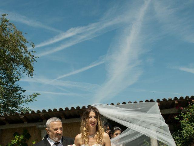 Il matrimonio di Girolamo e Monica a Marudo, Lodi 12