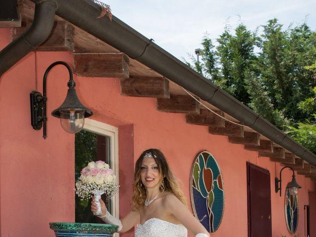 Il matrimonio di Girolamo e Monica a Marudo, Lodi 21
