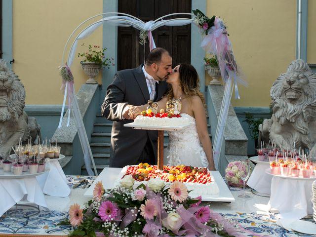 Il matrimonio di Girolamo e Monica a Marudo, Lodi 25