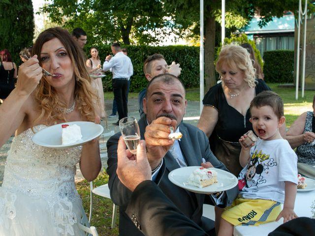 Il matrimonio di Girolamo e Monica a Marudo, Lodi 27