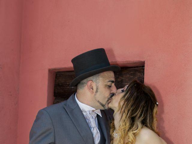 Le nozze di Monica e Girolamo