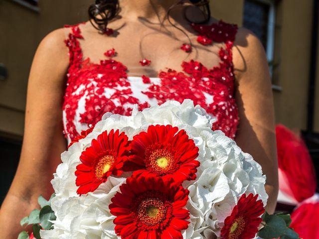 Il matrimonio di Gigi e Katia a Tradate, Varese 19