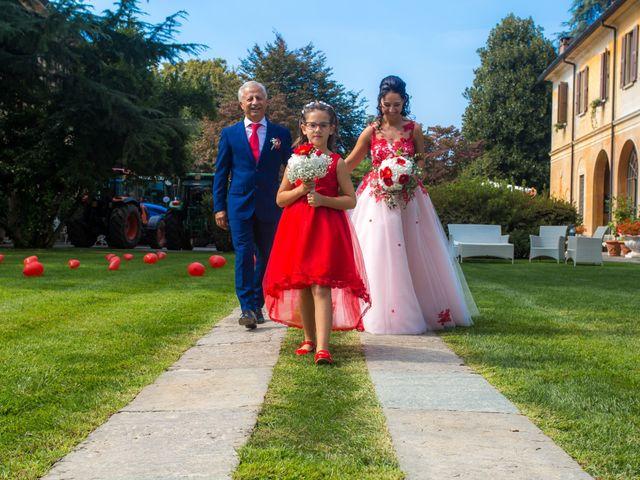 Il matrimonio di Gigi e Katia a Tradate, Varese 29