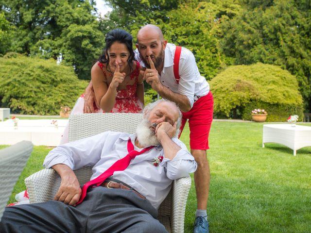 Il matrimonio di Gigi e Katia a Tradate, Varese 27