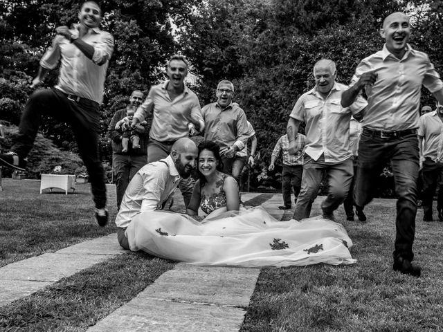 Il matrimonio di Gigi e Katia a Tradate, Varese 30