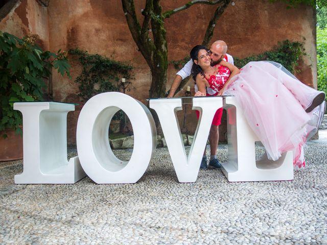 Il matrimonio di Gigi e Katia a Tradate, Varese 32