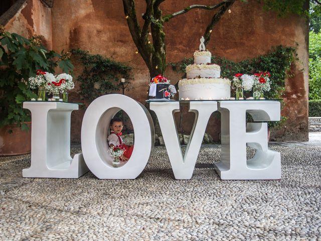 Il matrimonio di Gigi e Katia a Tradate, Varese 33