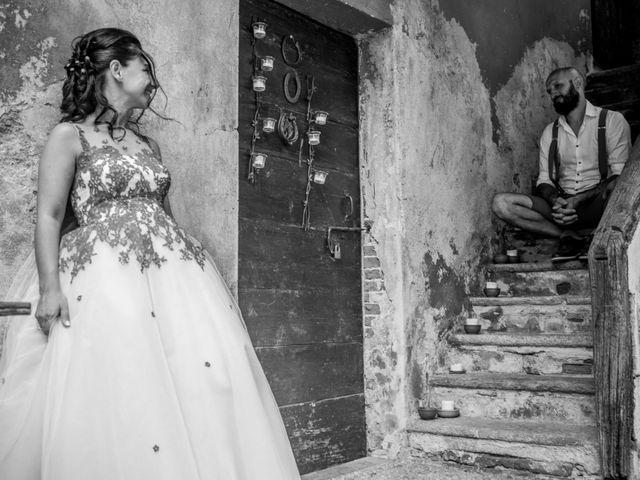 Il matrimonio di Gigi e Katia a Tradate, Varese 35