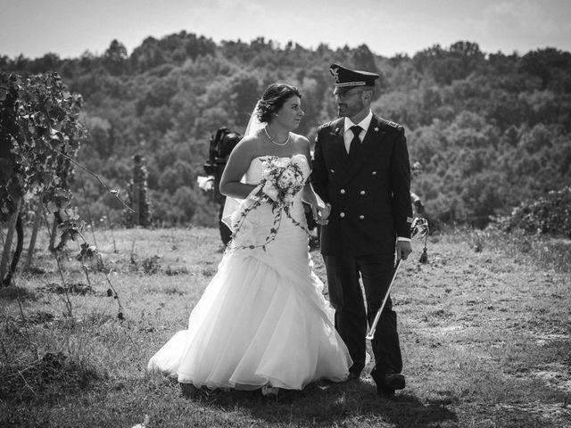 Le nozze di Anna e Giorgio